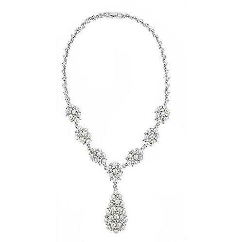 Meredith Teardrop Necklace