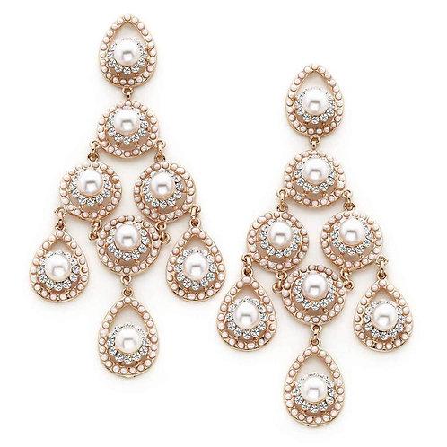 Beatrice Chandelier Earrings