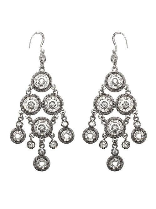 Leona Crystal Earrings
