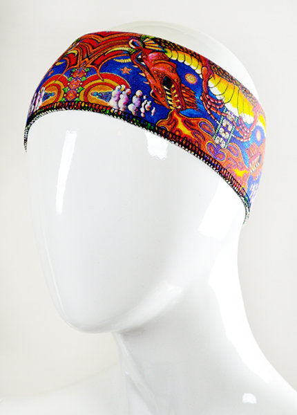 """Taming the Mind"" - Dragon Head Band"