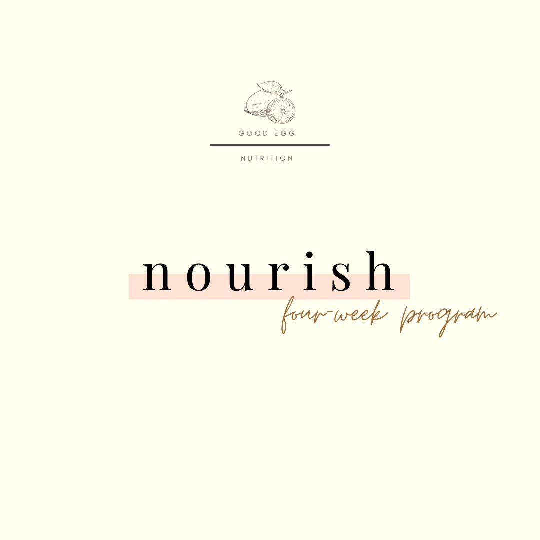 Nourish Program