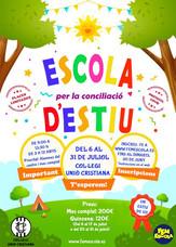 INFORMACIÓ ESCOLA D'ESTIU