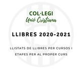 Llibres 2020-2021