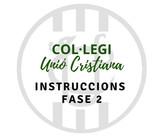 INSTRUCCIONS FASE 2