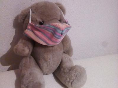 Challenge  - Nähe deine eigene Atemschutzmaske