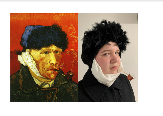 Van Gogh  von  Marvin S.