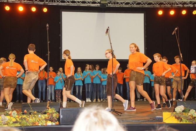 Musikmesse Okt18 Schuhplattln