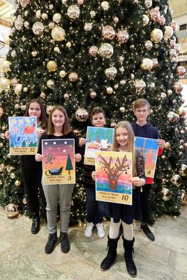 Weberzeile Adventkalender
