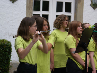 4 Plätze - 4 Schätze: Eine musikalische Reise durch St. Martin/I.