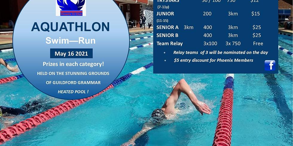 Phoenix Triathlon Club - Aquathon