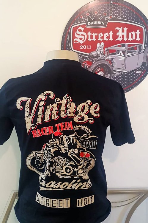 Camiseta Vintage Racer