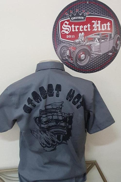 Camisa Motor