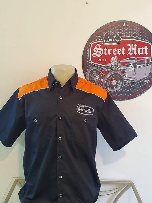 Camisa Custom c/ recorte