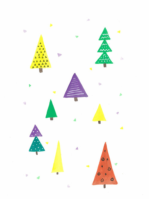 Bright and Festive - card pack
