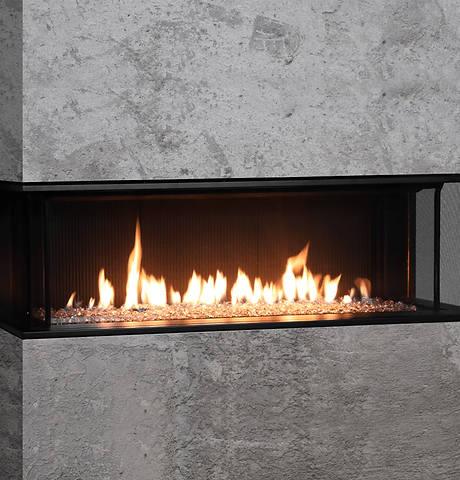 LX2 3 Sided Valor Gas Fireplace.png