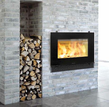 Hwam 3055 Zero Clearance Fireplace