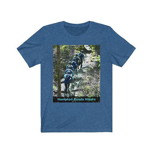 Hampton Roads Hikers Unisex T-shirt/Northwest River