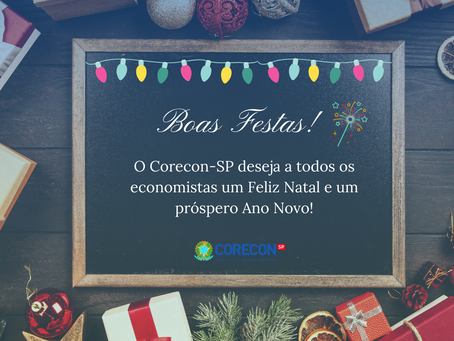 Recesso de final de ano do Corecon-SP