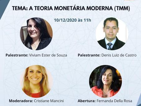 """Ciclo de Palestras Corecon-SP Mulheres """"Elas & Eles - assuntos econômicos"""": TTM"""