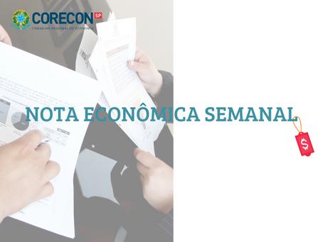 Nota Econômica Semanal - Setor de Serviços gera 80.481 empregos em Setembro