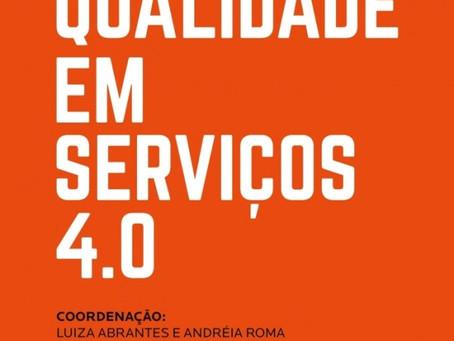 """Lançamento do Livro """"Qualidade Em Serviços 4.0"""""""