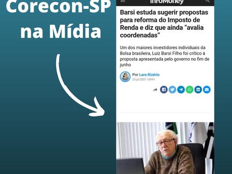 Presidente do Corecon-SP, Luiz Barsi, analisa  Reforma Tributária