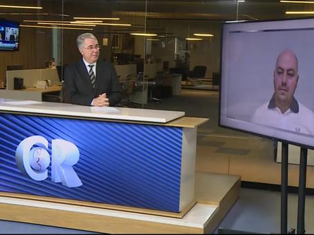 PARTICIPAÇÃO DO DELEGADO REGIONAL DENIS CASTRO NO CADERNO REGIONAL DA SANTA CECÍLIA TV – 28/10/20