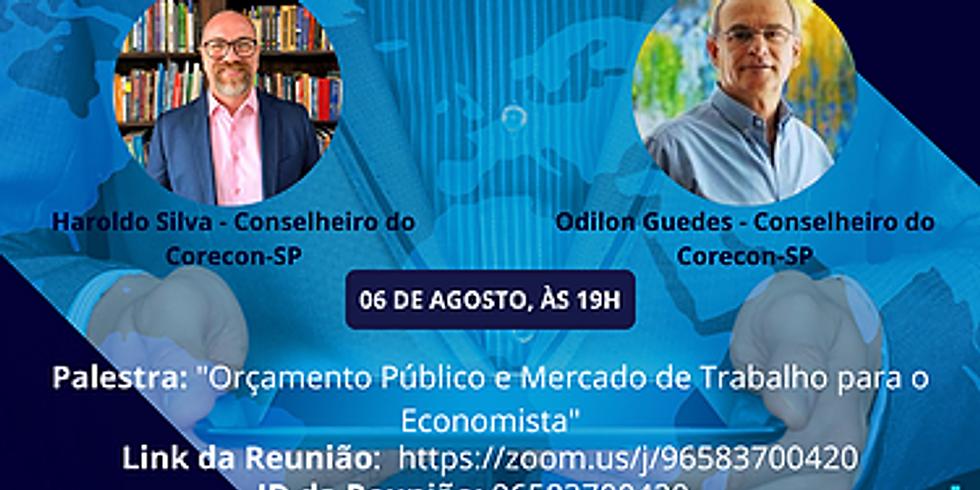 Ciclo de Palestras: Corecon-SP e Sindecon-SP no mês dos Economistas