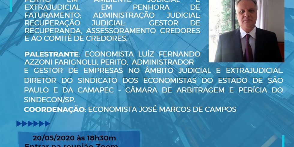 Fórum de Perícias do Corecon-SP