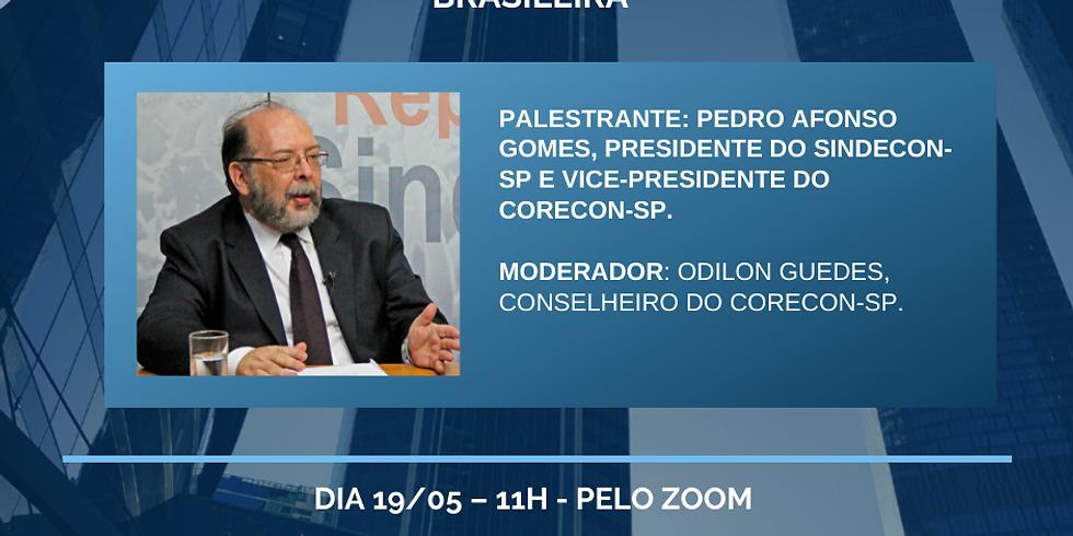 """PALESTRA: """"Reestruturação de empresas após crise brasileira"""""""