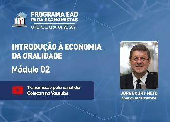 Economia da Oralidade: Participe da primeira oficina gratuita de 2021 – Inscrições abertas