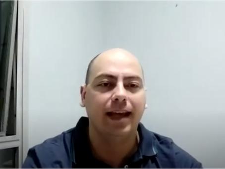 Participação do Del. Regional Denis Castro no Caderno Regional - Santa Cecília TV