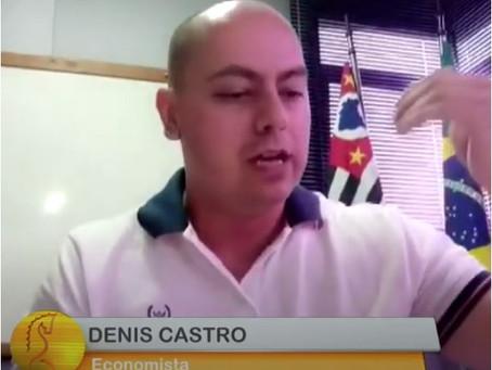 Participação do delegado Denis Luiz de Castro no BOM DIA CIDADES