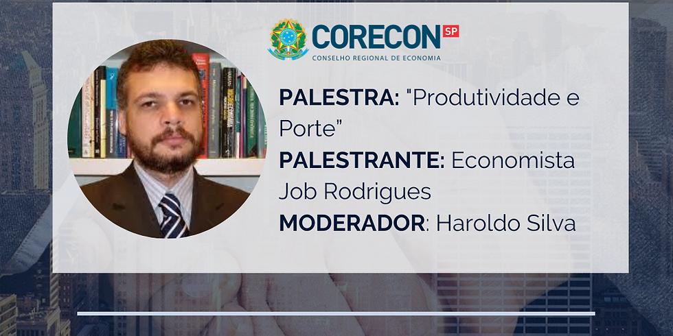 """Palestra: """"Produtividade e Porte"""""""
