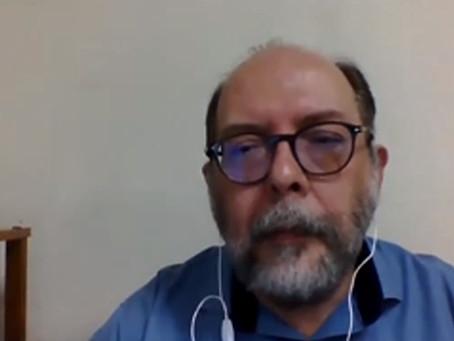 Participação do vice-Presidente do Corecon-SP, Pedro Afonso Gomes, na TV Justiça