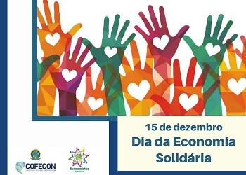 COFECON: Economia solidária se apresenta como alternativa aos mais vulneráveis durante a pandemia
