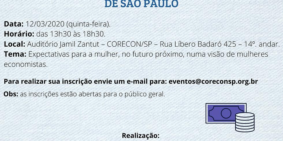 IV Fórum das Mulheres Economistas do Estado de São Paulo