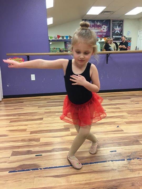 dance pic of aubrey g