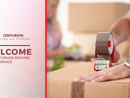 Welcome to Centurion Moving and Storage