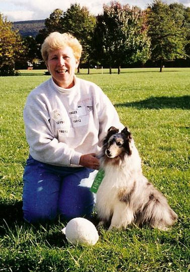 Nancy Porta and Tootie