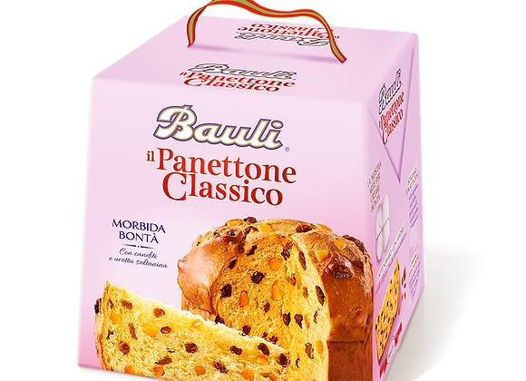 Bauli Panettone classico 1000g