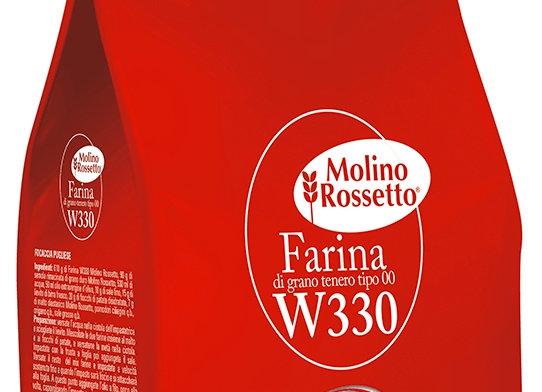 Molino Rossetto mjöl w330 1kg