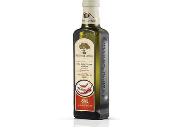 Frantoi Cutrera Extra jungfru olivolja med chilismak 250ml