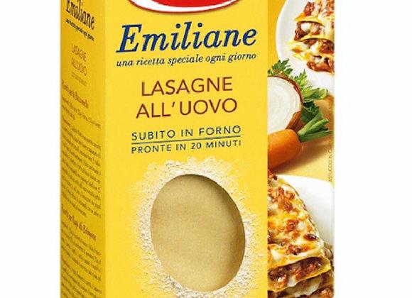 Barilla Emiliane ägglasagne 500g