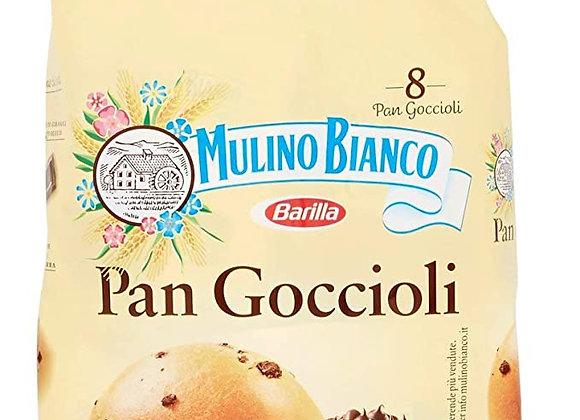 Mulino Bianco Pan Goccioli Pan brioche med choklad 8pz