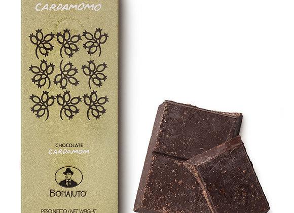 Bonajuto kardemumma choklad 50gr