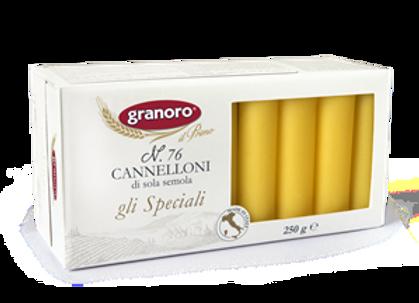 Granoro semolina Cannelloni 250g