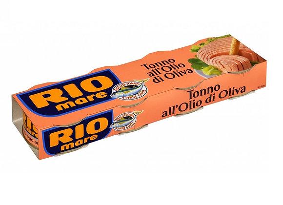 Rio Mare tonfisk i olivolja 4x80g