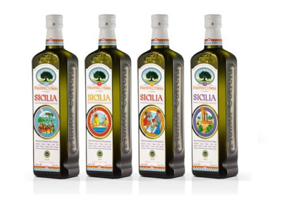 Cutrera Extra jungfru olivolja IGP 500ml
