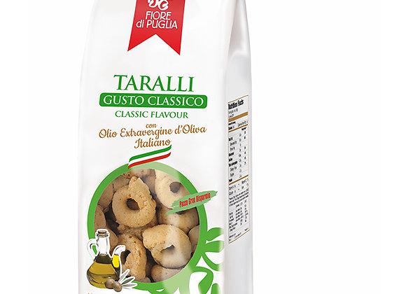 Fiore di Puglia Taralli Classici 125g